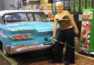 Christine fuels the Edsel